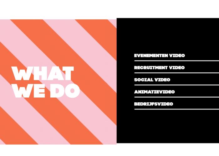 Creatieve copywriter website